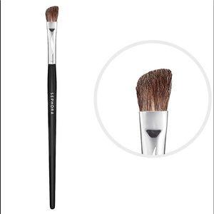 2/$25 Sephora PRO Angled Shadow brush # 13